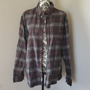 Weatherproof Vintage longe sleeve shirt size XL